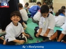 KGs Handprinting event